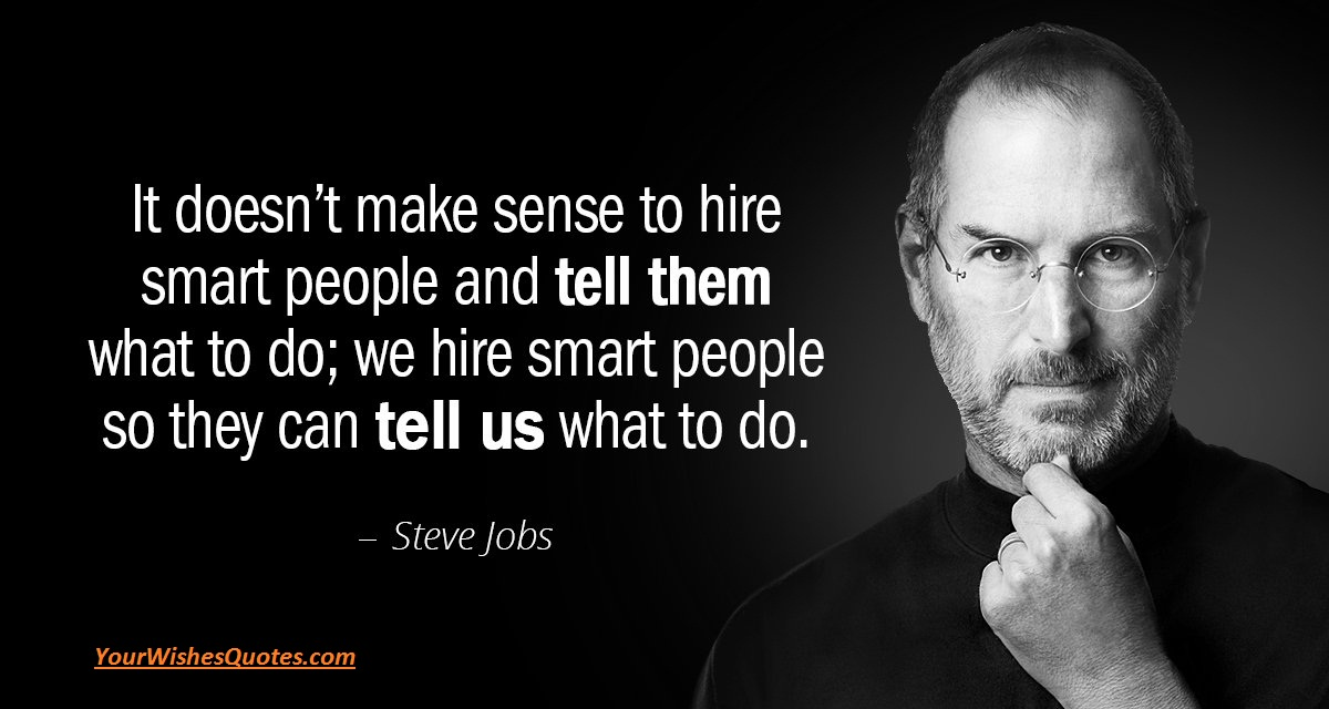 Steve Jobs Biography And Motivational Quotes
