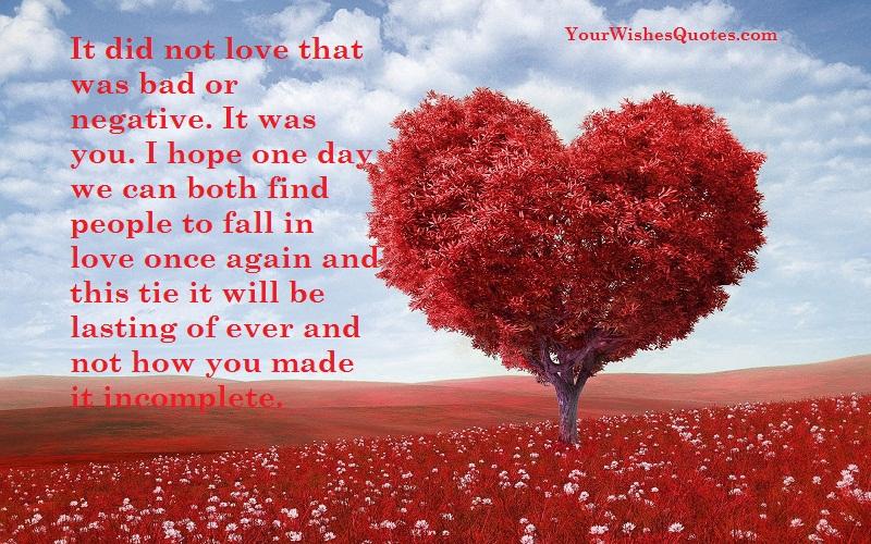 Heart Brken Love Failure Quotes