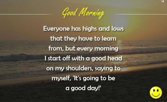 Awesome Morning Quotes