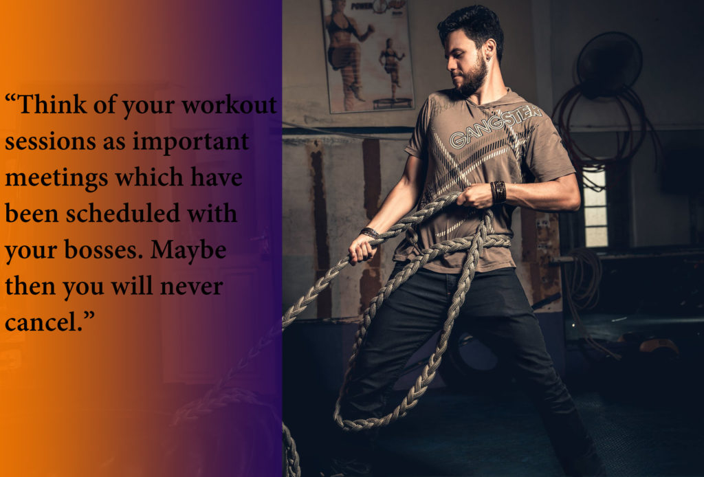Gym Motivational Images for boys