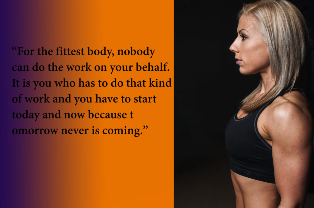 Gym Motivational Quotes for Girls